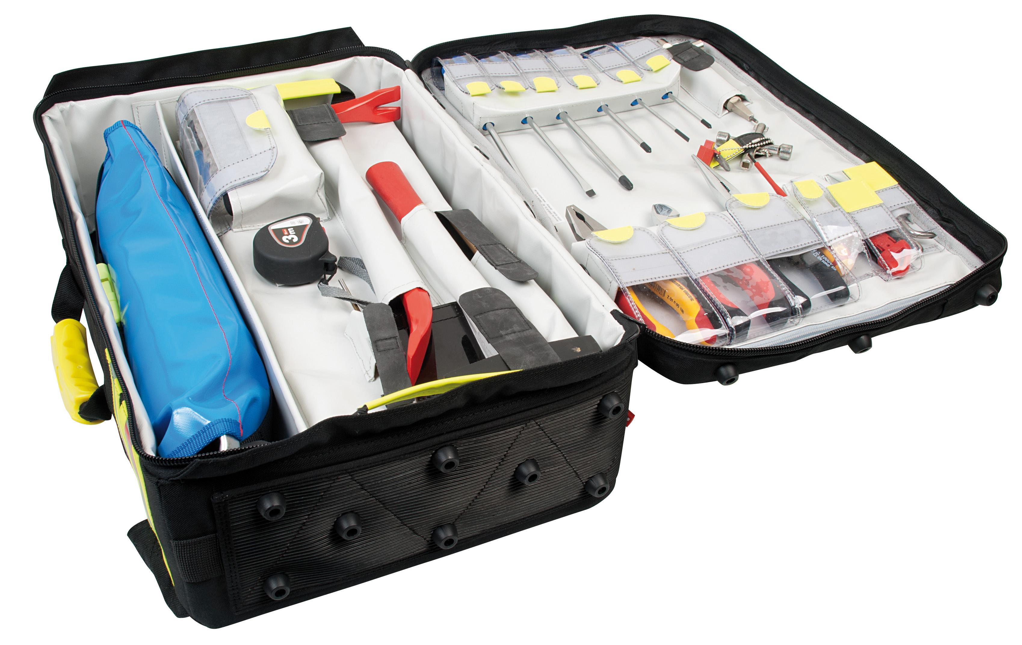 Sets d'outils / Sacs à dos d'intervention