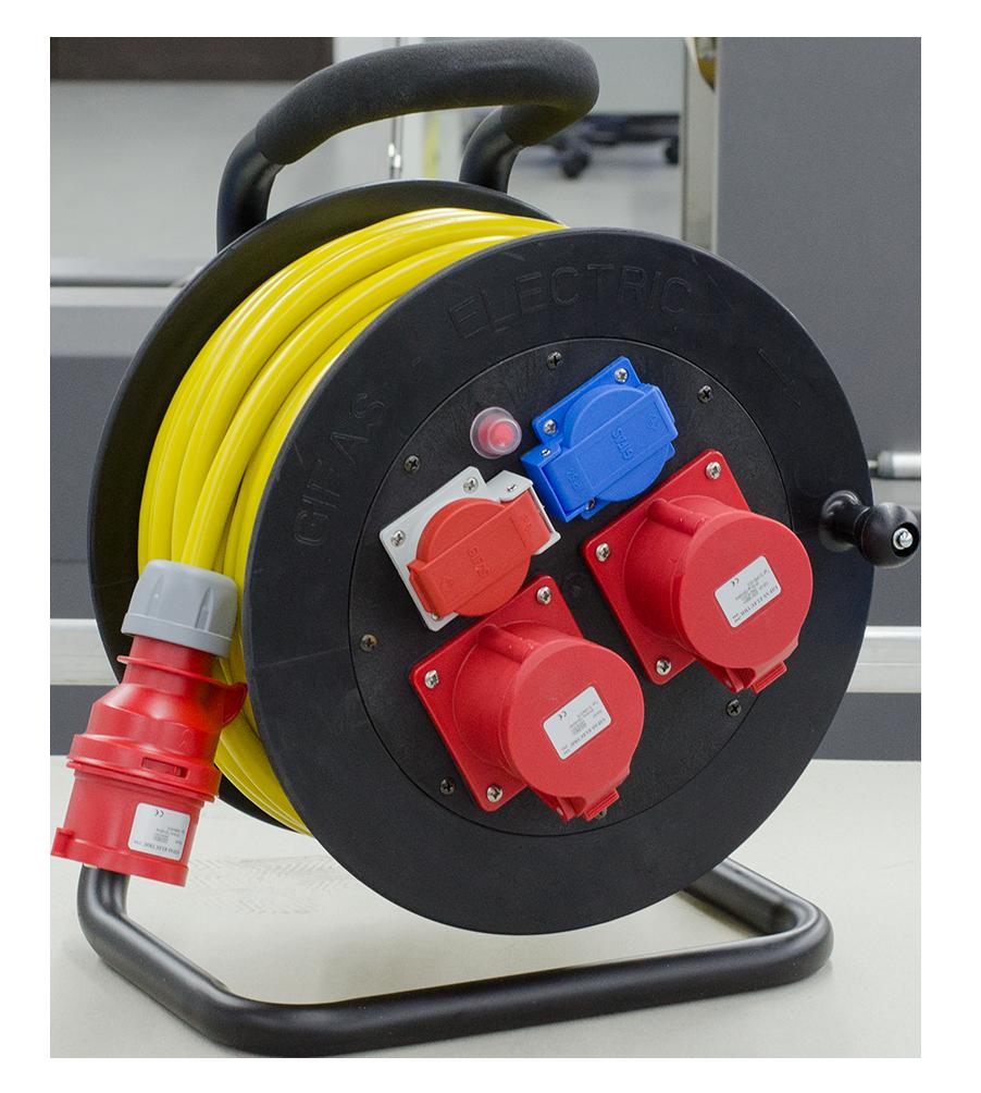 Kabelrolle 400 V
