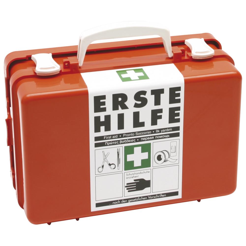 Verbandskasten / Erste-Hilfe-Kasten