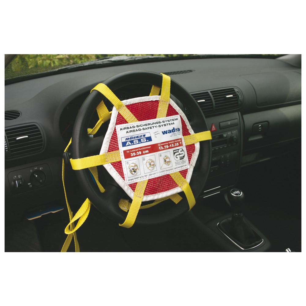 Schutzdecken / Airbagsicherung