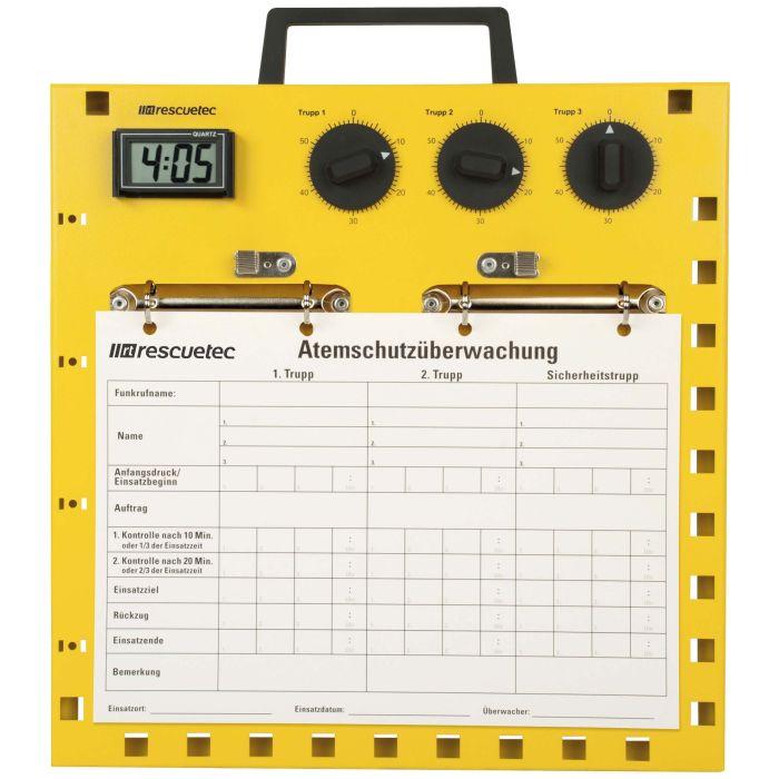 Atemschutzüberwachungstafel Atur-M
