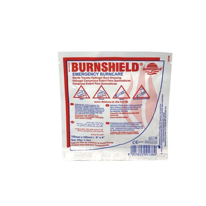 Burnshield Brandwundenverbände