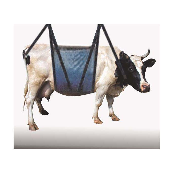 Kuh Hebegeschirr / Hebegerät für Kühe