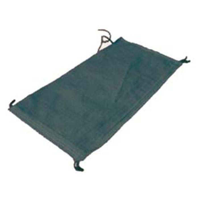 Sandsack, schwarz, hoch uv-stabilisiert, ungefüllt (35x60 cm)