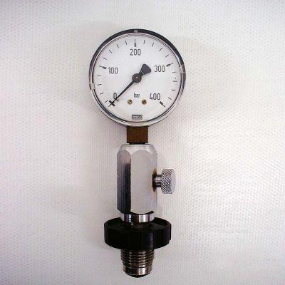 Hochdruckprüfmanometer