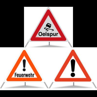 TRIOPAN FALTSIGNAL OELSPUR / FW / !