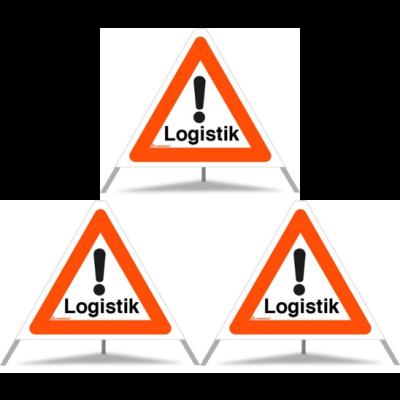 Triopan Faltsignal Logistik