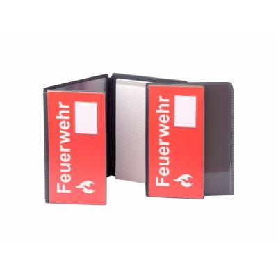 Portefeuille A4/A5 pour sapeurs-pompiers