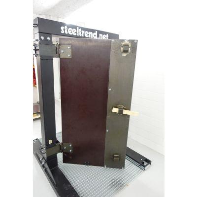Porte D'Entraînement - Ouverture de Portes Forcée En Cas Extrême