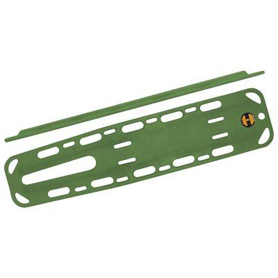 Spencer - Spineboard B-Bak avec épingles, vert militaire