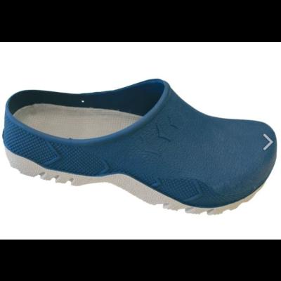Glogs 2005 blau mit grauer Sohle