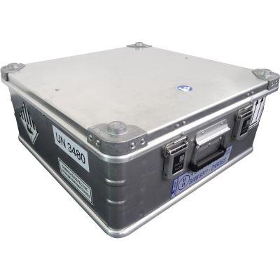 Zarges K470 - Caisse de transport et de stockage pour accus au lithium