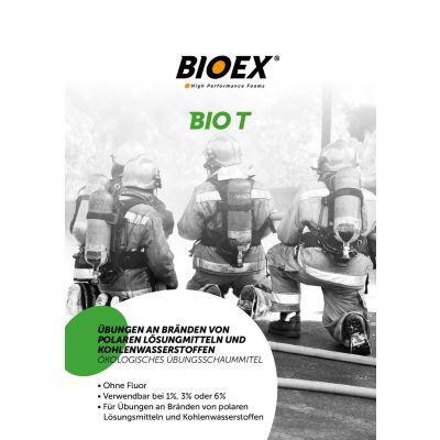 Bio T, agent moussant à des fins de formation, synthétique et sans fluor