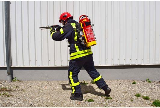 Hochleistungs Feuerlöscher Systeme Vario 9