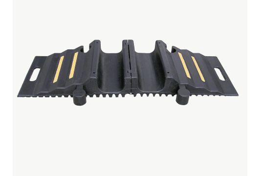 Faltbare Gummischlauchbrücken 110 mm