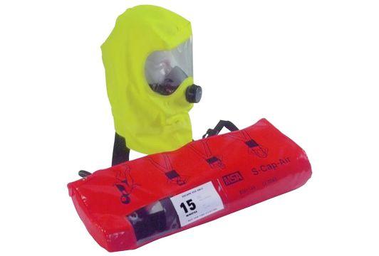 Druckluft-Fluchtgerät