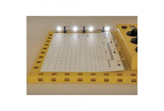 Flächenlampe Für Atemschutzüberwachungstafel