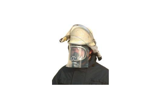 Rauch-Folie zum abkleben (von Atemschutzmasken)