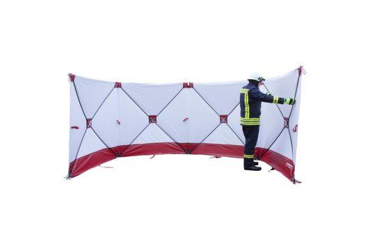 Protection visibilité pour accidents