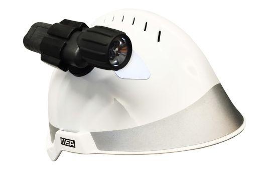 Helmlampenhalterung Gallet Typ: F2 X-Trem