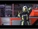 Feuerwehrhelm Gallet F1XF