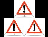Signal pliant Triopan Danger !