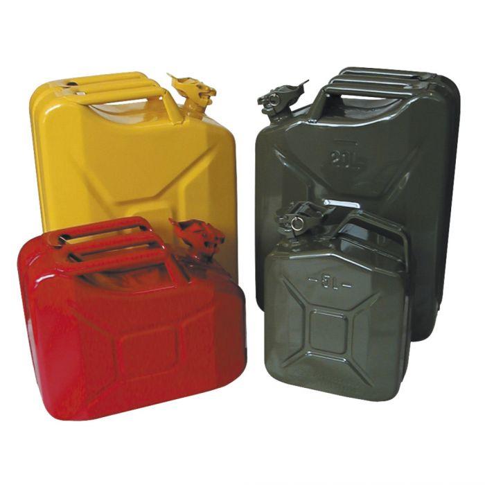 Treibstoff- und Benzinkanister