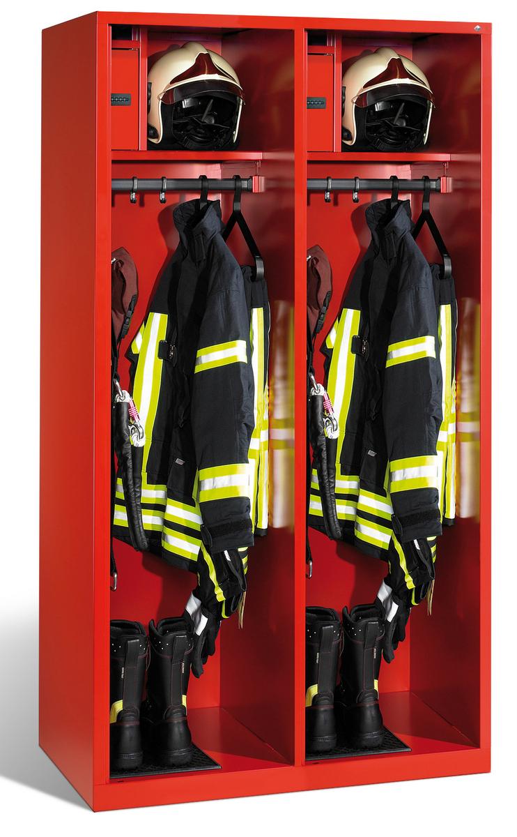 Feuerwehrgarderoben