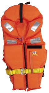 Rettungsweste und Schwimmweste