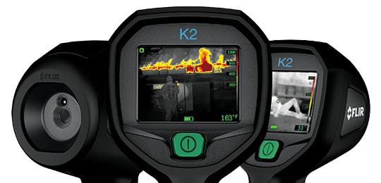 Caméras d'imagerie  thermique FLIR