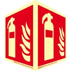 Brandschutzschilder - ISO 7010