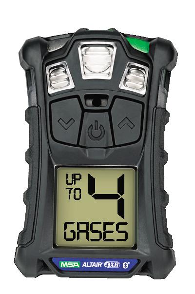 ALTAIR® 4XR Multi-Gasmessgerät, UEG, O₂, H₂S und CO
