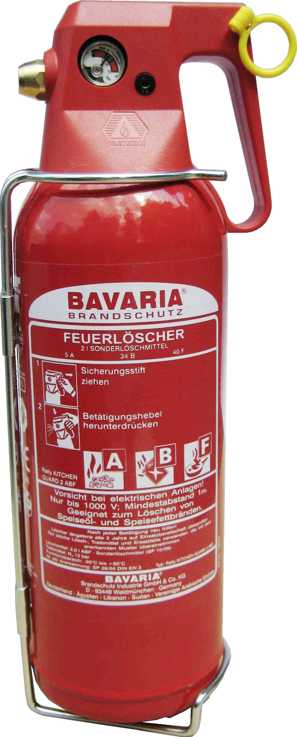 Bavaria Fettbrandlöscher Rally Kitchen Guard