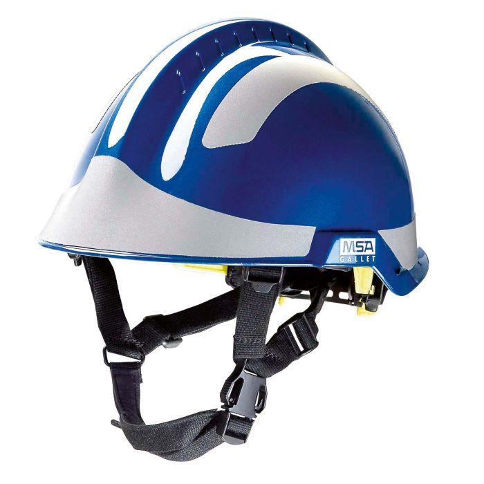 GalletHelm F2 XTrem Mit Unbelüfteter Helmschale