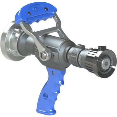 Stahlrohre Turbokador, Regulierbar