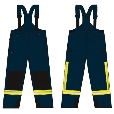 Pantalon de Protection Incendie Hunter Rsk