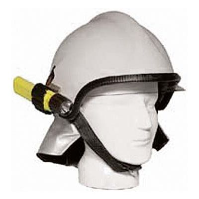 Fixation de Lampe de Casque Casque de Pompier Rosenbauer Type: Heros