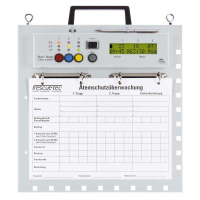 Atemschutzüberwachungstafel Atur-X
