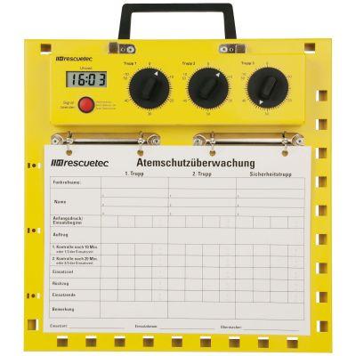 Atemschutzüberwachungstafel Atur-Me