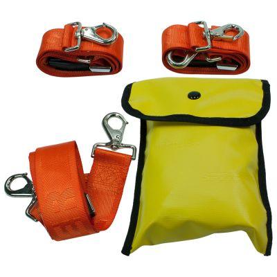 Gurtsystem Speedclip Safe Set