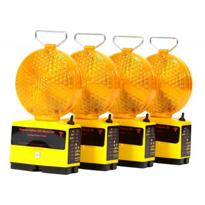 Triopan Helios LED Master Rf – Effet Accru Avec Flash Synchronisé