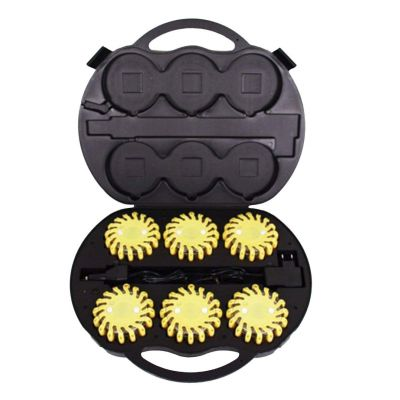 Coffret de 6 Powerflares LED