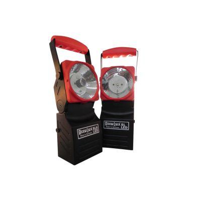 Lampe Manuelle Avec Fonction D'éclairage de Secours Acculux Sl 5 LED