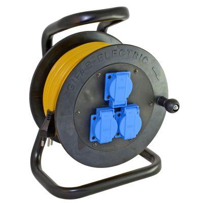Bobines de Câble En Caoutchouc Dur Typ 501 Avec Protection Thermique