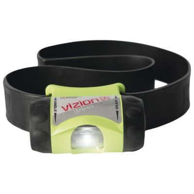 Lampe frontale UK 3AAA LED Atex Vizion