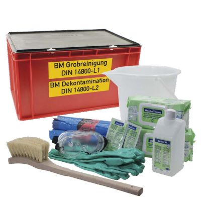 Beladungsmodul Dekontamination L 2