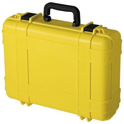Uk Wasserdichter Koffer Ultracase 518, Gelb, Mit Würfelschaum