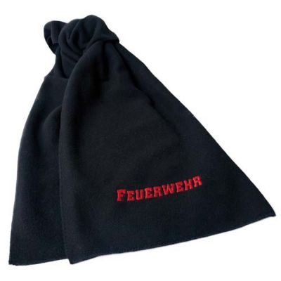 Fleece-Schal Feuerwehr