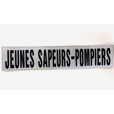 ECUSSON DE DOS - JEUNES SAPEURS-POMPIERS