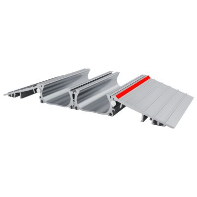 Modul-Schlauchbrücke Aluminium 75 mm